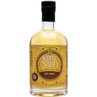 70cl / 58.8% / North Star Spirits - Part of the first set of releases from North Star Spirits, this 12-year-old grain whisky comes from the now-closed Port Dundas distillery. Aged in a bourbon hogshead, this has notes of caramel, lemon sherbet and brown sugar.