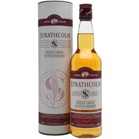 70cl / 40% - This single-grain whisky has been matured in ex-bourbon casks. It displays the light, floral character typical of grain whiskies with the added spice, toffee and vanilla notes from the bourbon barrels.