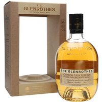 70cl / 40% / Distillery Bottling - Formerly known as Alba Reserve, Glenrothes Bourbon Cask Reserve is something of a departure for the distillery - where normally a large proportion of European sherry oak is used in their assemblages, this expression is comprised entirely of ex-bourbon American Oak, and is certified kosher by Rabbi Padwa of the London Beth Din.