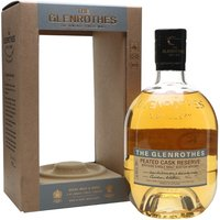 70cl / 40% / Distillery Bottling - Glenrothes Peated Cask Reserve was distilled in 1992 and finished in casks which formerly held Islay whisky. The result is a 20-year-old-plus whisky with notes of smoke, vanilla, citrus and spice.