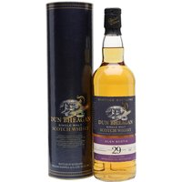 70cl / 43.3% / Dun Bheagan - A Dun Bheagan bottling of Glen Scotia from Ian Macleod. Distilled in 1975 and bottled 29 years later after being aged in a rum barrel.