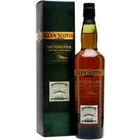 70cl / 51.5% / Distillery Bottling - Glen Scotia Victoriana is finished in charred-oak casks and bottled at 51.5%. This has notes of spice and vanilla with a smoky finish.