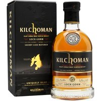 70cl / 46% / Distillery Bottling - This is the fifth release of Kilchoman's popular sherry-matured Loch Gorm. The 2016 bottling is made up of just 17 six-year-old oloroso-sherry butts, distilled in 2010. This is fruity and smoky with classic sherried notes of dark chocolate.