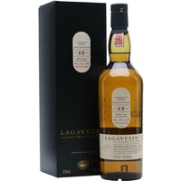 70cl / 57.5% / Distillery Bottling - The 6th edition of Lagavulin's fresh and smoky 12 year old, one of the mainstays of Diageo's yearly Special Releases collection.