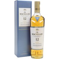 70cl / 40% / Distillery Bottling - An evolution of Macallan's 12 year old whisky, matured in a combination of sherry and bourbon casks.