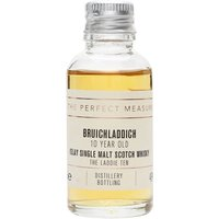 3cl / 46% / The Perfect Measure - Bruichalddich's 10-year-old is an unpeated whisky from Islay. A complex whisky with notes of ginger, raisins, honey and wood spice.
