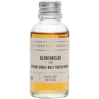 3cl / 60% / The Perfect Measure - The original cask-strength Speyside whisky, Glenfarclas 105� is rich and spicy with notes of apple, pear and toffee.