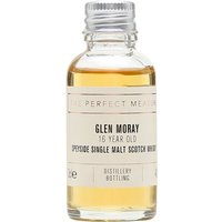 3cl / 40% / The Perfect Measure - A classic example of Glen Moray's light and fruity style, this 16-year-old has notes of mint, barley sugar and a hint of smoke.
