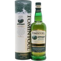 70cl / 40% / Distillery Bottling - We assume that this new no-age-statement peated Tomintoul must be similar to the Old Ballantruan but at a reduced strength.  Either way, at this price it must be worth a punt for peatheads.
