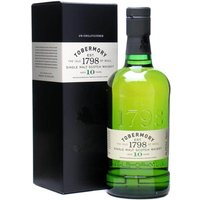 70cl / 46.3% / Distillery Bottling - New packaging for Tobermory 10 in 2011 and a modern look for this Mull distillery that also produces the peaty Ledaig.