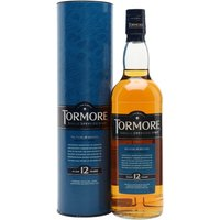 70cl / 40% / Distillery Bottling - Launched in 2004 this is the main official bottling of Tormore, part of the Chivas Brothers portfolio of distilleries.