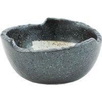 Ceramic Soy Sauce Dish - Black