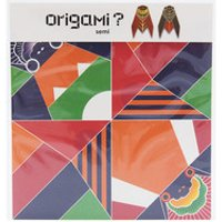 Semi Locust Traditional Origami Kit