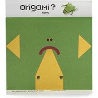 Kaeru Frog Traditional Origami Kit