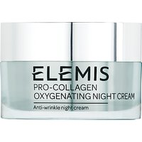 Elemis Pro-Collagen Oxygenating Night Cream, 50ml
