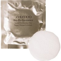 Shiseido Bio-Performance Super Exfoliating Discs, 8 x Discs