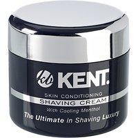 Kent SCT2 Mens Shaving Cream Tub, 125ml