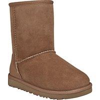 UGG Childrens Classic Short Sheepskin Boots