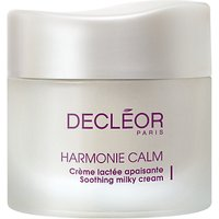 Declor Harmonie Calm Soothing Milky Cream, 50ml