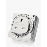 Timeguard TS800B 24 Hour Compact Plug-In Time Controller