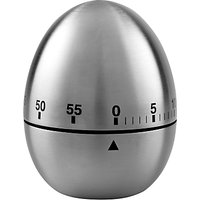 John Lewis Stainless Steel Kitchen Egg Timer