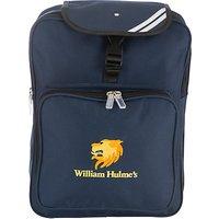 William Hulmes Grammar School Unisex Junior Backpack