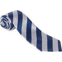 Hornsby House School Boys Years 3 - 6 Tie, Navy/Grey