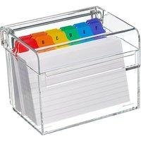 Osco Index Box, Acrylic