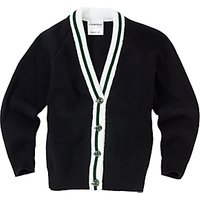 Lenzie Primary School Girls Cardigan, Navy