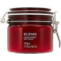 Elemis Lime and Ginger Salt Glow, 410g