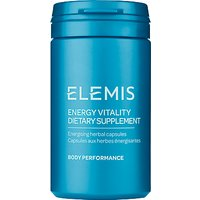 Elemis Energy Vitality, 60 Capsules
