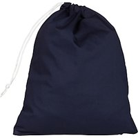 School Shoe Bag, Navy