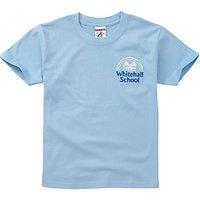 Whitehall School Unisex T-Shirt, Sky Blue