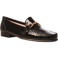 Carvela Mariner Leather Loafers, Black