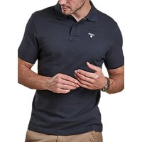 Barbour Sports Cotton Short Sleeve Polo Shirt