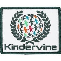 Kindervine Day Nursery Blazer Badge, Multi