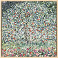 Gustav Klimt - Apple Tree
