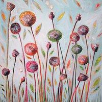 Shyama Ruffell - Dandelion Blue