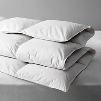 John Lewis Classic Duck Feather and Down Duvet, 10.5 Tog