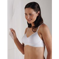 Royce Ultimate Comfort 985 Bra, White