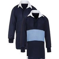 Ibstock Place School Boys Reversible Rugby Jersey, Navy