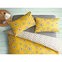 MissPrint Home Dandelion Mobile Cotton Duvet Cover and Pillowcase Set