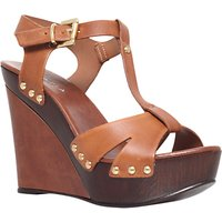 Carvela Katey Leather Sandals, Tan