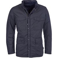 Barbour Bedley Reversible Jacket, Navy