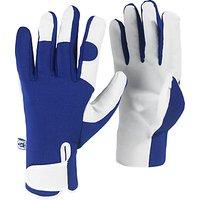 Kew Gardens Gardening Gloves, Blue