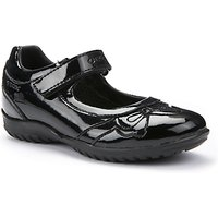 Geox Patent Leather Shoes, Black