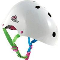 Rio Roller Candi Sticker Helmet, White/Multi