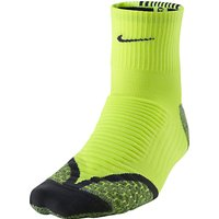 Nike Womens Elite Cushion Quarter Running Socks