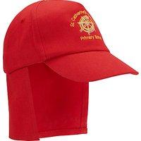 St Catherines Catholic Primary School Nursery Legionnaires Cap, Red
