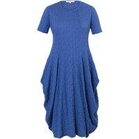Chesca Bubble Drape Dress, Pompeii